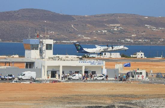 ΥΠΑ: +8,4% η επιβατική κίνηση στα αεροδρόμια το α' τετράμηνο