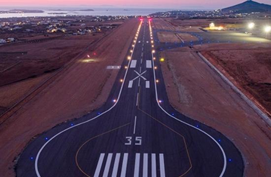 ΥΠΑ: +8,4% οι επιβάτες στα ελληνικά αεροδρόμια το α' 5μηνο