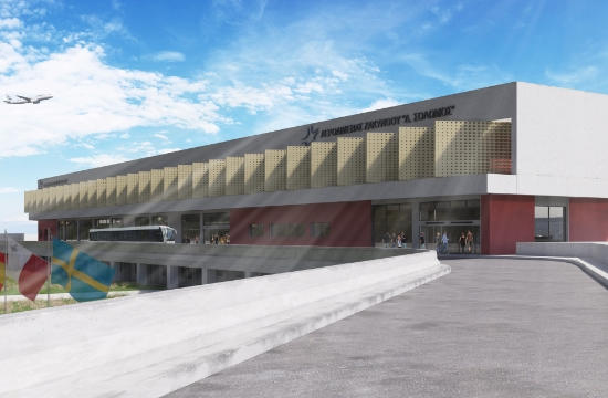 Περισσότερα έργα στο αεροδρόμιο Ζακύνθου
