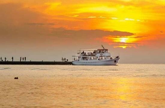 Νέες ώρες πλεύσης για το σκάφος «Άγιος Γεώργιος» στις ακτές της Θεσσαλονίκης