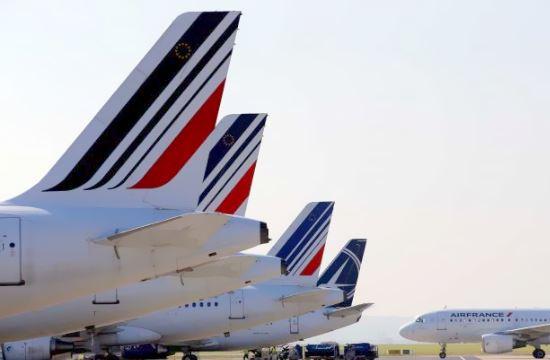 Air France: Νέες πτήσεις προς Θεσσαλονίκη, Σαντορίνη και Μύκονο το 2020