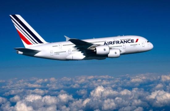 Air France: Πτήσεις από Αθήνα και Ηράκλειο