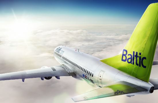 airBaltic: Δρομολόγια Ρίγα-Αθήνα και τους μήνες Νοέμβριο και Μάρτιο