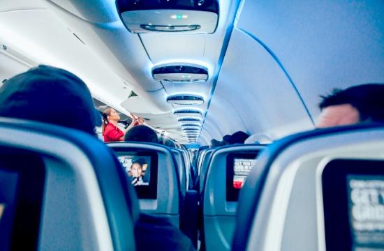 """""""Προσγείωση"""" των προγραμματισμένων αεροπορικών θέσεων για Ελλάδα"""