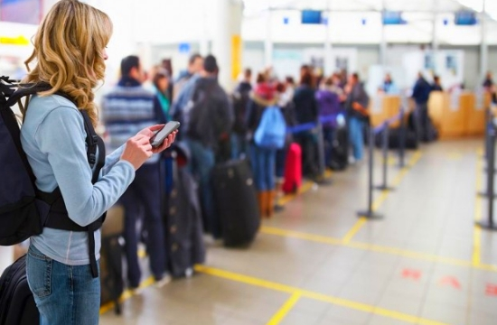 Γερμανικός τουρισμός: Χάος στις αερομεταφορές - πλήθος ακυρώσεων και καθυστερήσεων