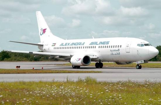 Σαντορίνη: Πρόστιμο στην Alexandria Airlines