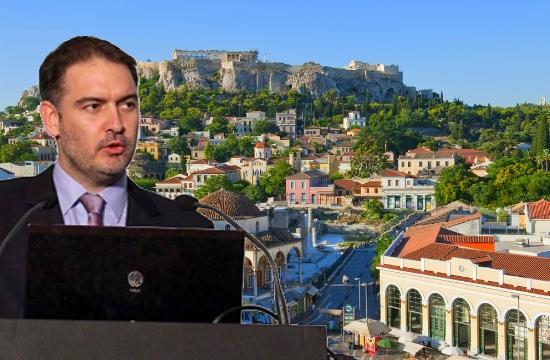 Α. Βασιλικός: Τα μισθωμένα σπίτια προσεγγίζουν τα ξενοδοχεία στην Αττική