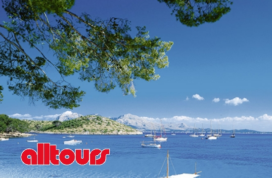 Alltours: Ανεβαίνουν οι κρατήσεις last minute- Μαγιόρκα και Ελλάδα στην κορυφή