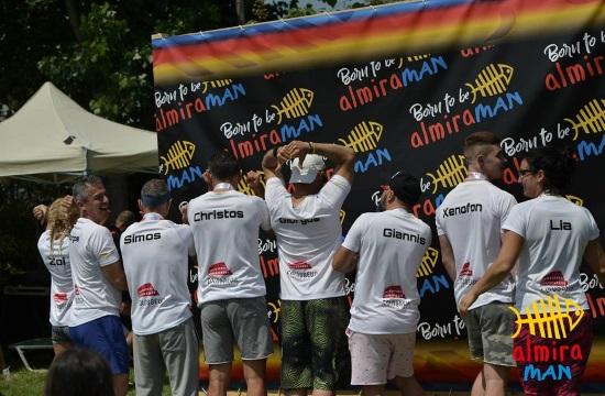 Διεθνής Αγώνας Τριάθλου AlmiraMAN στην Κατερίνη