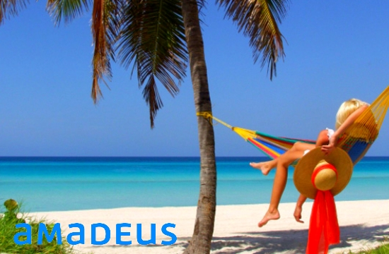 Amadeus: +25,8% οι κρατήσεις για Ελλάδα το α' 4μηνο