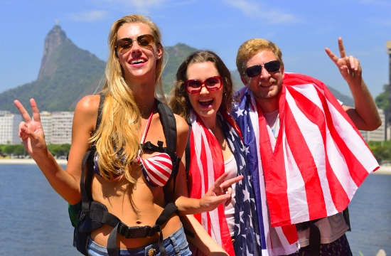 Τουρισμός: Οι μισοί Αμερικανοί ξοδεύουν κάτω από 1.000 δολ. στις διακοπές τους