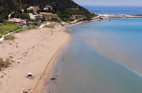 Το μικροσκοπικό ελληνικό νησάκι με το ιδιαίτερο χαρακτηριστικό