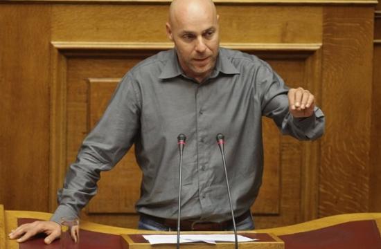 Γ. Αμυράς: Ερώτηση στη Βουλή για τα υδατοδρόμια