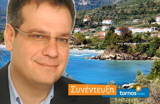 Το στρατηγικό σχέδιο για τον τουρισμό στην Περιφέρεια ΑΜ-Θ