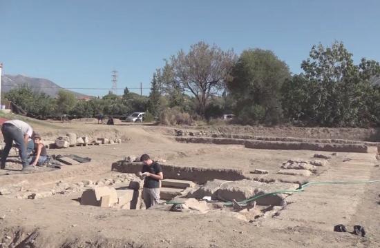 Το ναό της Αρτέμιδος ανακάλυψαν αρχαιολόγοι στην Εύβοια (video)