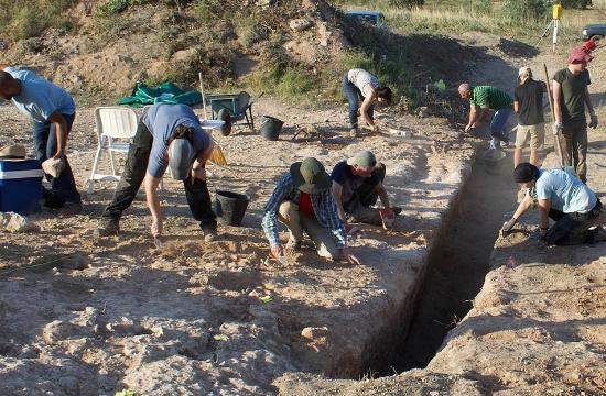 Σημαντική αρχαιολογική ανακάλυψη στον Ορχομενό Βοιωτίας