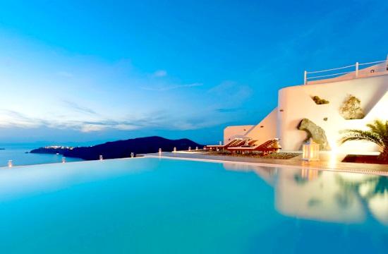 Τα καλύτερα ρομαντικά και πολυτελή ξενοδοχεία στην Ελλάδα το 2019