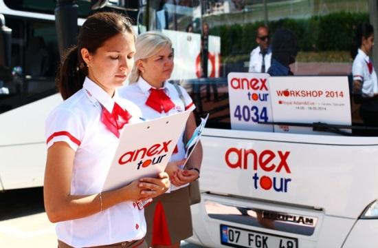 Τρία νέα ξενοδοχεία στην Τουρκία μίσθωσε ο Anex Tour