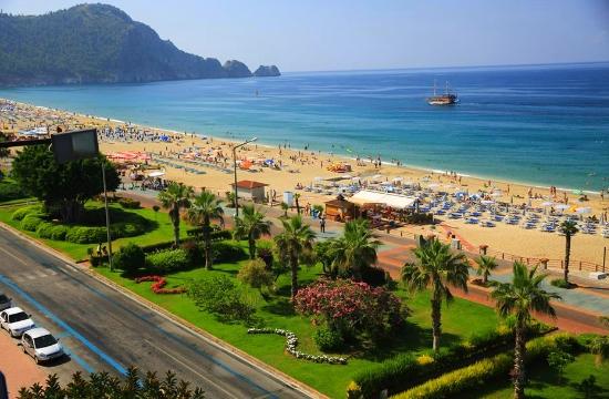 Σπάει όλα τα ρεκόρ ο τουρκικός τουρισμός στο 9μηνο