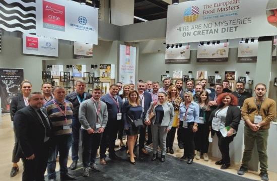 Η Περιφέρεια Κρήτης στη διεθνή έκθεση Anuga 2019 στη Γερμανία