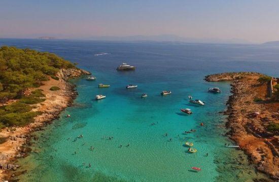 Οι δύο γαλαζοπράσινες παραλίες στο Αγκίστρι που πρέπει να κολυμπήσεις