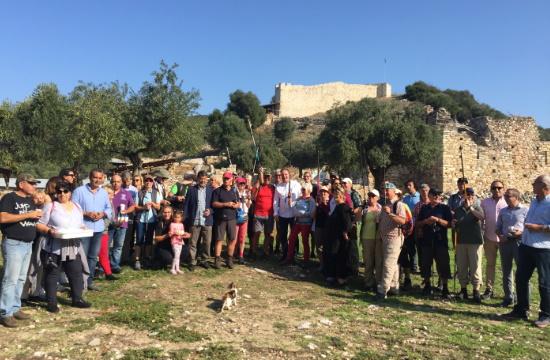 Χαλκιδική: Περιπατητικές διαδρομές με ιστορική και πολιτιστική ταυτότητα στο Δήμο Αριστοτέλη