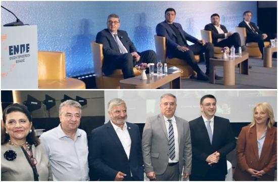 Στ.Αρναουτάκης: Να δοθεί η απαιτούμενη ευελιξία στις Περιφέρειες για να αναπτύξουν πρωτοβουλίες και δράσεις
