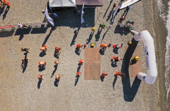 100 ημέρες για τον Αυθεντικό Μαραθώνιο Κολύμβησης στο Αρτεμίσιο