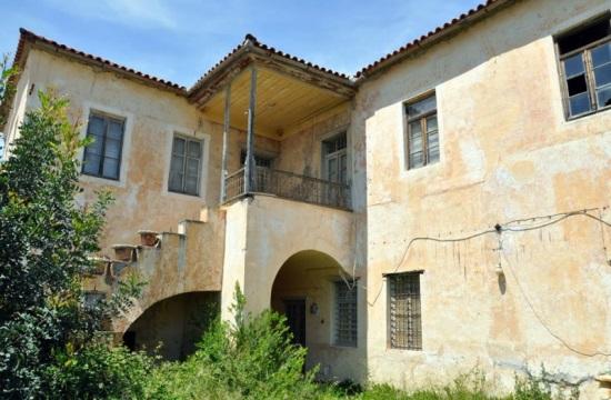Δήμος Ν. Κυνουρίας: Παραχώρηση Αρχοντικού Τσούχλου