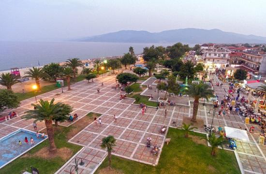 Σύνθετο τουριστικό συγκρότημα στην Ασπροβάλτα από τον κ.Γ.Σταθοπουλο