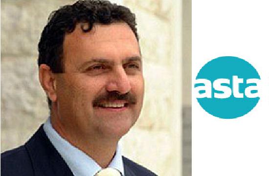 O Άκης Κελεπέσης νέος αντιπρόεδρος στην ASTA Greece & Cyprus
