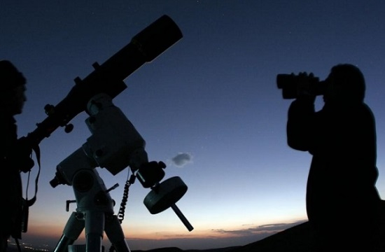 Υπό την αιγίδα της NASA το Φεστιβάλ Αστρονομίας στον Όλυμπο