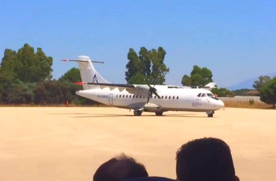 Αγωνία για το μέλλον της Astra Airlines