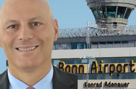 Ο έλληνας διευθυντής του αεροδρομίου Κολωνίας