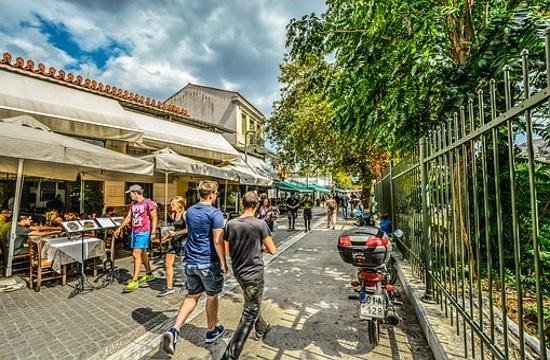 Παρά την πανδημία, ισχυρoποιήθηκε το 2020 το brand name της Αθήνας και το 77% των τουριστών της θέλει να δει κι άλλα πράγματα (video)