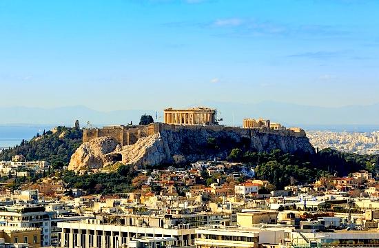 Αρνητικές επιδόσεις για τα ξενοδοχεία της Αθήνας το α' εξάμηνο