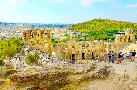 Τουρισμός: Η Αθήνα στις 100 top πόλεις στον κόσμο για αποδράσεις το Σαββατοκύριακο