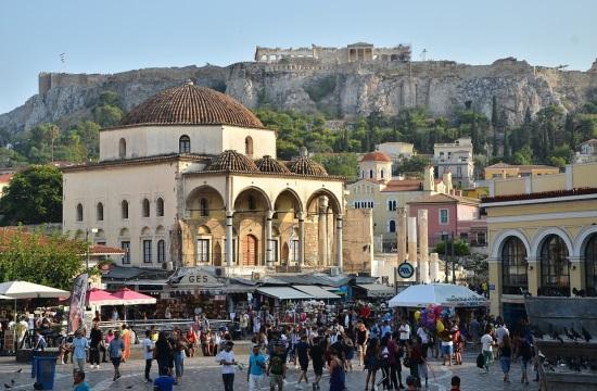 Αμερικανικός τουρισμός: Η Αθήνα στους 8 top προορισμούς στην Ευρώπη φέτος