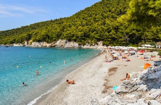 Νέος αγωγός ύδρευσης στη Σκόπελο για τουριστικούς σκοπούς
