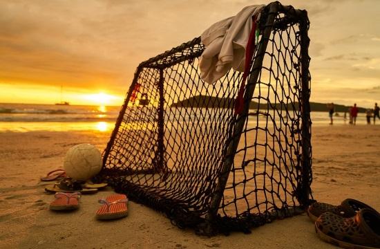 Beach Soccer στην Πάτρα