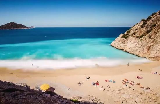 Τουρκικός τουρισμός: 29,5 δισ. δολάρια τα έσοδα το 2018- Στα 647 δολ. η μέση δαπάνη ανά τουρίστα