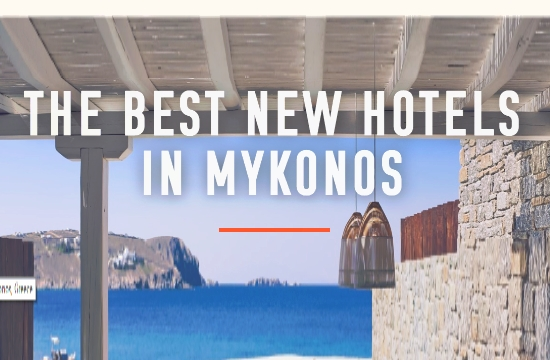 Conde Nast Traveller: Αυτά είναι τα 3 καλύτερα νέα ξενοδοχεία στη Μύκονο