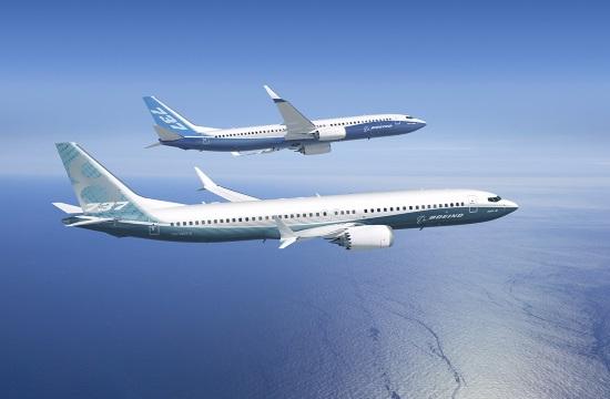 Απαγόρευση πτήσεων αεροσκαφών Boeing 737-8 MAX και 737-9 MAX και στην Ελλάδα