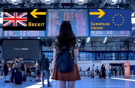 Έρευνα | Tουρισμός: Οι Βρετανοί αναβάλλουν τις διακοπές στην Ευρώπη λόγω Brexit