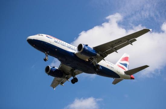 Η British Airways λανσάρει γρήγορα τεστ με κόστος 33 λίρες