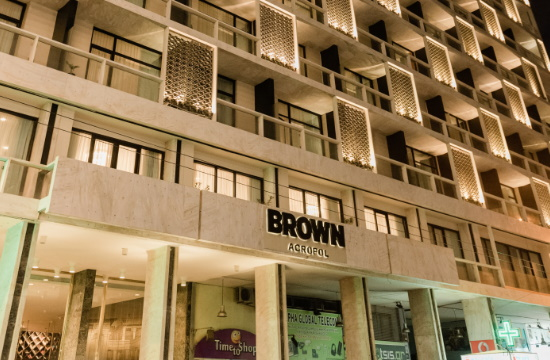 Brown Hotels: Tα ξενοδοχεία Lighthouse Athens, Brown Acropol & DAVE Red Athens συστήθηκαν στο Αθηναϊκό κοινό