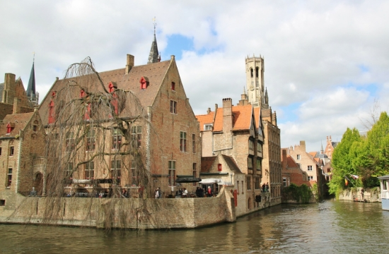 Μέτρα κατά του υπερ-τουρισμού και στην Μπρυζ του Βελγίου