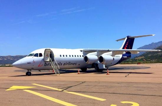 Brussels airlines: Αυξάνονται οι εβδομαδιαίες πτήσεις για Αθήνα το 2019