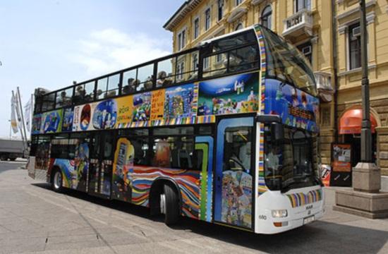 Νέα άδεια για ειδικό τουριστικό λεωφορείο στη διαδρομή Πειραιάς (ΟΛΠ)- Πλ.Συντάγματος