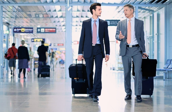 Ευεξία ζητούν οι Αμερικανοί στα επαγγελματικά ταξίδια- Ποιές υπηρεσίες προτιμούν